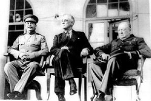 德黑兰会议